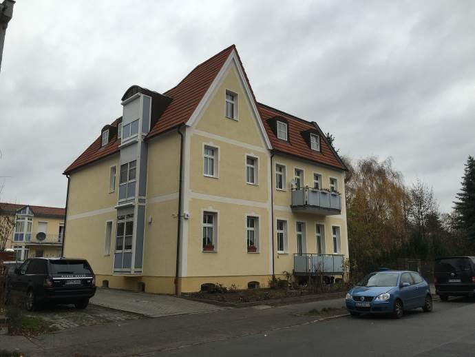 Haus in der Kastanienalle in Berlin-Pankow