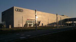 AUDI Flagshipstore Adlershof