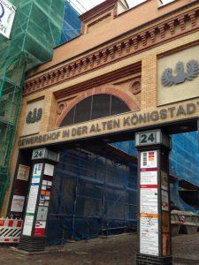 Alte Königstadt Haus A