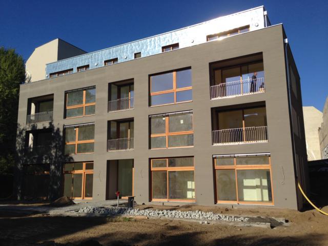 Gerichtstraße Neubau