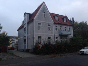 Kastanienallee Fassade