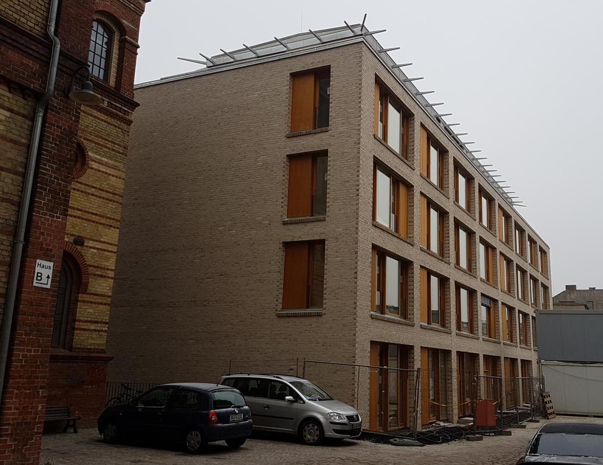 Alte Königstadt Haus F