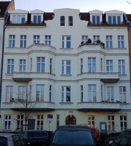 Schulstraße 25 Pankow
