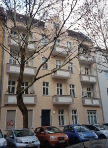 Zachertstraße Fassade