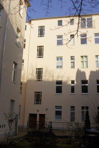 Hoffassade Bernstorff