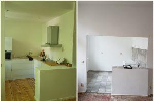 Wohnung komplett