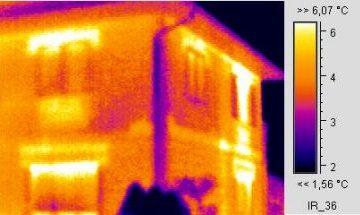 Thermografie Infrarot